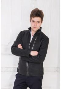 Мужская стрейчевая куртка с рисунком питона glp-1602