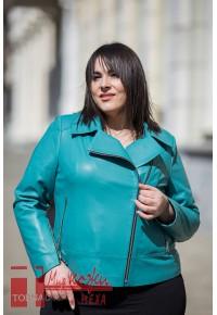 Бирюзовая куртка Pst 423