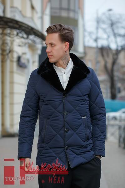Куртка «Генрих» из шотландской ткани «Оксфорд»