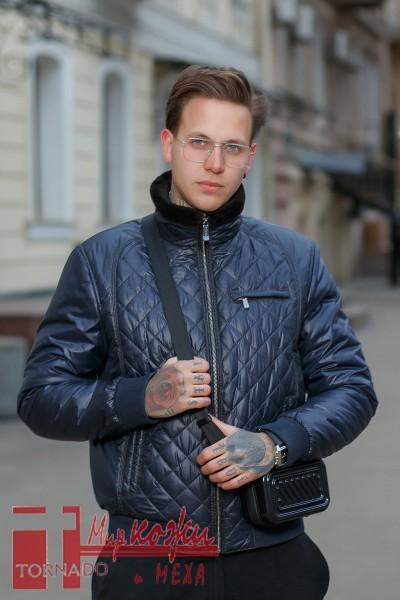 Куртка из французской ткани- «Simon»