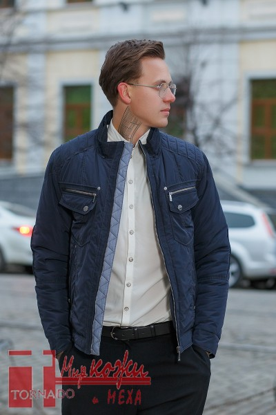 Куртка из плащевой ткани «Генри»