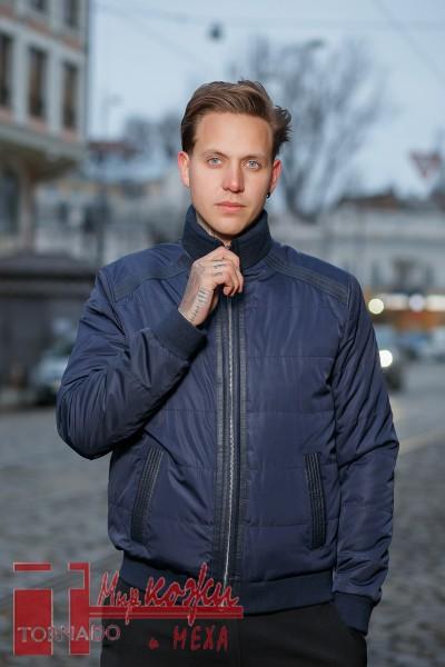 """Мужская куртка из французской ткани """"Venture """""""