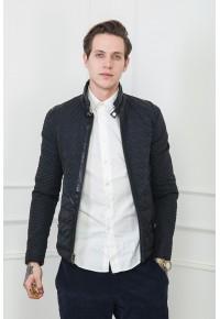 Мужская куртка из натуральной кожи glp-1527