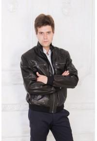 Мужская кожаная куртка glp-1524