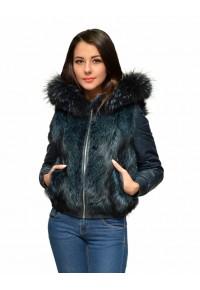 Комбинированная куртка со съемными рукавами glp-5068
